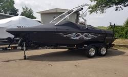 Super clean MasterCraft X1! Must see! This boat was cared for with pride! Ready to go wakeboarding, surfing and skiing! Trades considered. Engine(s): Fuel Type: Gas Engine Type: Inboard Quantity: 1