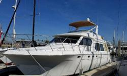 Principessa is a very clean and well-maintained three cabin, two head Navigator Classic with very low hours on the engine. Key features include: Autopilot Bowthruster Northern Lights Generator Air Conditioning / Heating Custom Teak & Holly Floors