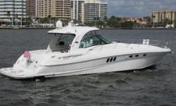 LOW HOURS - METICULOUS OWNER - MOTIVATED SELLER! Splendide 2000-Washer/Dryer combo New Garmin GPS/ Depth Sounder  New Windlass  New Eisinglass Enclosure  New Sun Pad On Bow  New Vessel View Engine Display  New Vacu-Flush