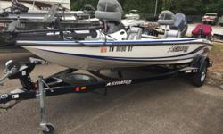 2006 Stratos 275XL, 2006 STRATOS 175XL WITH YAMAHA 90HP 4-STROKE AND TRAILER. THIS BOAT INCLUDES A LOWRANCE HOOK 7 DEPTHFINDER ON THE BOW, A HUMMINBIRD 999 SI DEPTHFINDER ON THE CONSOLE, SST PROP, SPARE TIRE, BOAT BUCKLE TIE-DOWNS, AND LED BLACK LIGHTS