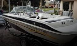Actual Location: Winter Garden, FL - Stock #099832 - If you are in the market for a bowrider, look no further than this 2006 Tahoe Q6 Ski and Fish, priced right at $17,700 (offers encouraged).This boat is located in Winter Garden, Florida and is in great