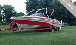Actual Location: El Reno, OK 2006 TAHOE Q6 SPORT FOR SALE!- owner is upgrading to larger boat- only used in fresh water- only 2 owners- stored inside- according to owner, all systems function wellThe Tahoe Q6 is widely regarded as a versatile family fun