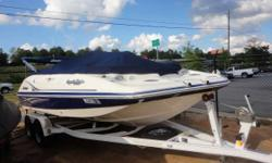 2007 Hurricane GS 202 OB w/ Yamaha F150TXR 4-Stroke Outboard & Tennessee Tandem Trailer Known as the SUV of H2O, Hurricane Fundeck 202 GS is the most versatile deck boat ever and a leading force behind the deck boat revolution for over 30 years.