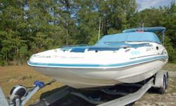 TAKE THE WATER BY STORM ! SHE IS A FAMILY FUN MACHINE ! ONLY 58 HOURS NICE, NICE VESSEL ! ALL QUALITY OFFERS ENCOURAGED! This boat was built for making fun on the water for the entire family. The Hurricane Deck boat is the most versatile boat ever built.