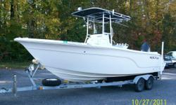 *** FOR QUESTIONS CONTACT: KEN 828-638-3208 or discountcarshickory@gmail.com *** This is a 2007 Sea Fox 236 Center Console with only 99 hours on a 2007 Suzuki 175 HP 4 stroke engine! The boat is in excellent condition with no major scratches. This is a