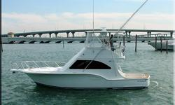 These premium quality South Jersey built Deep-Vee battlewagons turn heads and draw praise for their outstanding craftsmanship and attention to detail, the long list of standard features and equipment, a ride that tames the toughest of seas, and sex appeal