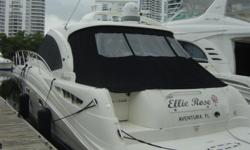 Description ***$70000 PRICEREDUCTION 2/2011 ---- OWNERSAYSSELL!!!*** 2007 48' Sea Ray Sundancer -- White Hull Vessel -- ONLY 250 HOURS!!! Excellently Maintained... Call with ALL OFFERS! First $469000 WILL BUY THIS VESSEL LOADED With Options - TEAK