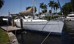 Turning Points is a low hours well equipped 2007 Beneteau with many upgrades. She is turn key and ready to be sailed anywhere in the world. Perfect for charter, entertaining, or a large family. TURNING POINTS IS SCHEDULED TO HAVE A FULL DETAIL Draft: 6