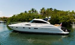 Vessel Walkthrough Diversion accommodates five in three staterooms as well as two heads with two showers. Within the three-cabin layout the master is forward with its ensuite head/shower. Aft to starboard is the spacious VIP stateroom and aft to port we