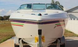 Spend this season in this beautiful 2007 Baja Islander 277 27. It is a complete mint and a rare find! Fantastic condition inside and out and ready to take you to all your dream destinations!  Highlights: - The boat has always been stored