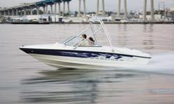 2007 BAYLINER 175 BR The most affordable stern drive package on the market is the ideal family fun package, with features of boats costing twice as much. OPTIONS INCLUDED: Bimini Top; AM/FM Stereo CD; Fish Finder; Compass; Swing Tongue Engine(s): Fuel