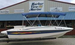 ***STK # 5060 ***FOR MORE INFO COPY THIS LINK >> http://www.harborviewmarine.com/2007-bayliner-international-197-inventory.htm?id=1736879&in-stock=1 Engine(s): Fuel Type: Gas Engine Type: Stern Drive - I/O Quantity: 1 Draft: 1 ft. 4 in. Beam: 7 ft. 7 in.