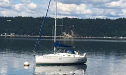 MORE PICTURES TO COME! CONTACT US TO BE NOTIFIED WHEN UPDATED. Buena Vida is a Special Northwest-edition 2007 Beneteau 35.2 Moorings Edition Sailboat with many upgrades, such as an upgraded Yanmar diesel engine for increased horsepower, upgraded high