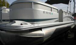 2007 Bennington 2275 GSi Located Saratoga Springs N.Y. Life on the water just got easier. No matter how you want to use your pontoon, G Series is more than capable to suite your active lifestyle. Standard Features Exterior ? 9 ft. bimini w/ boot, quick