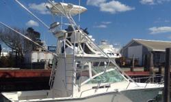 Nicest available anywhere!!! New Electronics to make others envious Custom helm for New touch screens, AIS, FLIR New EZ2CY, synthetic teak,she has it all. only 700 hours This is a powerful, efficient offshore fishing vessel, loaded