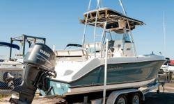 2007 Century 2301 Center Console Powered By Yamaha F250 Four Stroke, Auto Pilot, Fish Finder, GPS, Chart Plotter, Cobia Tower, Head, Dual Battery Switch, Pressure Water System, Aluminum Trailer, And Much More. Nominal Length: 23' Engine(s): Fuel Type: