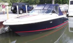 $20,000 PRICE REDUCTION. Owner Says Sell!!!2007 36' Chris-Craft Corsair -- Excellent Condition -- Low Hours on Volvo 8.1's & Westerbeke Generator!!****Loaded with Options & Priced to Move Quickly****Owner Says Sell, Call with an Offer or to Schedule a