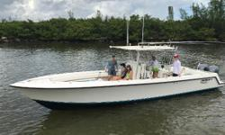 This seaworthy, high performance fishing vessel has been well looked after and kept indoors when not in use for its entire lifespan. Shelooks much newer than a regular 2007 model and has less than 300 hours. She is set up beautifully for fishing and
