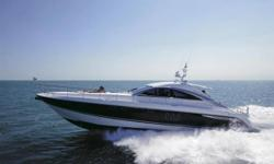 2007 Fairline Targa 62 2007 Fairline Targa 62. Fitted with Twin Caterpillar C18 1050HP Diesel engines with 960 hours. A huge specification including