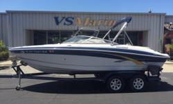 Providing sport, deck and cruiser boats, Four Winns watercraft is defined by premium construction. Multi-layer hull, stainless steel accessories and sophisticated interior items comprise Four Winns vessels. A name first appearing in boats in 1976, the