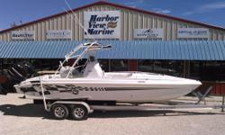 2007 Glasstream 273SCX on the Pensacola, Florida / Orange Beach, Alabama Gulf Coast  Nominal Length: 27.7' Length Overall: 27.7' Engine(s): Fuel Type: Other Engine Type: Outboard Beam: 8 ft. 5 in. Fuel tank capacity: 135 Water tank capacity: