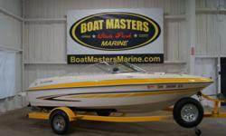 2007 GLASTRON GT185 2007 Glastron GT185 with a Volvo Penta 3.0L GL motor and color matched trailer! This boat has an eight person capacity, very easy to trailer to your favorite lake. Come check it out! OPTIONS INCLUDE ? Color matched trailer with Spare
