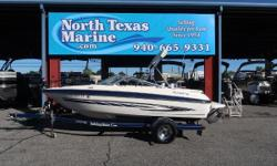 SOLD 2007 GLASTRON GTSF 185 This Gt 185 is loaded up for what ever the day brings. If it's fishing you want, you'll love the built in casting chairs that can be easily moved from the cockpit to the bow or the stern. Finding the fish will be easy with the