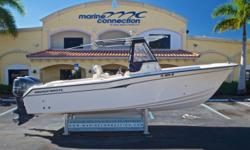 2007 Grady-White 273 Chase, Marine Connection: South Florida's #1 Boat Dealer! Cobia, Hurricane, Sailfish Pathfinder, Sportsman, Bulls Bay, Rinker & Sweetwater new boats plus the largest selection of pre-owned boats. View full details and 72 photos of