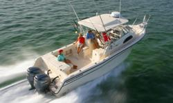 Price Reduced! (LOCATION: Englewood FL) This exceptional Grady-White 300 Marlin is well equipped, well  maintained and ready to fish. The Grady-White 300 Marlin is a cuddy-cabin walk around with large cockpit and raised bridge deck. She has all the