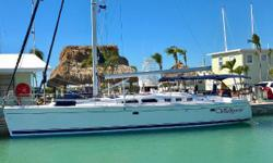 Valkyrie boasts of a 49 Hunter in immaculate condition. She has been maintained impeccably, which is evident throughout. Built to be a true passage-maker sloop offering a versatile floor plan for comfortable extended cruising, her live-aboard
