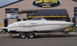 SALE PENDING 2007 Hurricane SUNDECK 237 2007 HURRICANE SUNDECK 237 PACKAGED WITH A VOLVO PENTA 5.0, 220HP ENGINE! Beam: 8 ft. 6 in. Hull color: White Stock number: USED 341