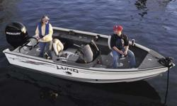 The Lund 1600 Explorer SS features a custom-molded console with wraparound windshield, plus an aft casting platform and dual rod lockers. The 1600 has a single bow livewell. This one has a 75hp Mercury Optimax, trailer with spare and guides, tie downs,