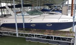 2007 Rinker Boat Co 270 Fiesta Vee Express 2007 Rinker Fiesta Vee 270 Express Very clean and well maintained Single owner Volvo Penta 8.1 engine with duo props 298 hours on the engine 645 hours on the generator Purchased from the boat show so all the