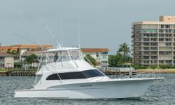 Fish With Me is a one off true Custom Boat. This boat was built and run by its very experienced and knowledgeable original owner and captain to be used as a charter boat at the world famous Sailfish Marina in Singer Island, FL. The boat has been
