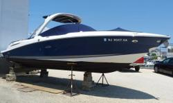 """a Very Nice, Clean...Luxury Sport Boat Buy her now, the Lowest priced on market  Aesthetically, the 270 SLX is a case study in how the culmination of minute details add up to """"WOW"""". A big luxury bowrider, marina maintained, with all factory"""
