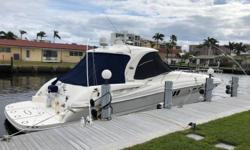 2007 52' Sea Ray Sundancer -- Well Maintained Vessel w/ Spotless Engine RoomLoaded with Upgrades: Hydraulic Swim Platform, Water Maker, Satellite TV, Cockpit A/C, Dive Compressor, Bow Thruster, 2000 Watt Power Inverter, Spare Props + Much More!!'BAYLI