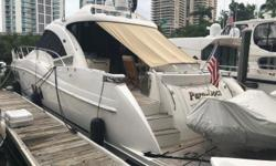 *****$10,000 PRICE REDUCTION -- OWNER SAYS SELL*****2007 60' Sea Ray Sundancer -- Powered with Twin MAN 1100CR Diesels -- Spacious 3 Stateroom / 2 Head LayoutLoaded with Upgrades: Hydraulic Swim Platform, Satellite TV, Teak Flooring, Bow & Stern Thrusters