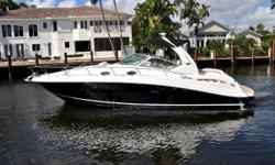 Simply irresistible. There's no other way to describe this remarkable boat. Its timeless beauty and unmatched elegance make it clearly the best in its class. Powered by your choice of sterndrive or inboard propulsion, this magnificent cruiser features