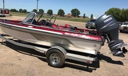 2007 SKeeter WX1880 2007 yamaha F150TXR (310 hours)2007 Custom EZLoader single axle bunk trailer w/ swing tongue, spare tire.Minnkota Terrova 80 IPilot Minnkota onboard battery charger dash- Lowrance Hook 5rear - Lowrance Elite 54- fishing seatAM/FM