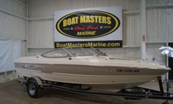 2007 Stingray 210LX WITH A MERCRUISER 5.0L MPI MOTOR AND AN ALUMINUM TRAILER! This really nice Stingray has an 8 person capacity and offers with plenty of power to pull a tube or just cruise around the lake! Options include ? Large rear sunpad ? Extended