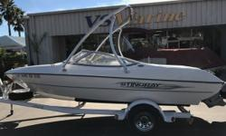 2007 STINGRAY 180 RX RALLY FOR SALE AT VS MARINE IN ATASCADERO, CA. Call today for details 805-466-9058 or email shawn@vsmarine.com Stingray 180RX has the right combination of style and comfort to make every day on the water as exciting as the first. It