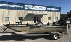 GREAT CONDITION! 2007 Tracker Grizzly 18 Clean Trade In! Financing Available! Easy online application process, apply today! 2007 Tracker Grizzly 18' Side Console in great shape! We recently put in new seats and got her ready to get on the delta for this
