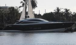 Description The 108 Sunseeker Predator is designed for performance and comfort. She is a must see for the luxury yacht buyer. Aft Cockpit & Bathing Platform Table and seating(3) Directors chairsStern CCTV cameraOverhead lightingLow-level lighting(4)