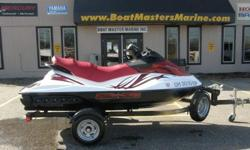 2008 Sea-Doo GTI Theres nothing like a little family bonding amidst sparkling blue water in every direction. And theres nothing like getting there aboard a PWC where the performance far exceeds the price. With the GTI you get all the comfort and