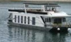 2008 Starlite 18x80 Houseboat Just imagine a four bedroom two and a half bath floating house in like new condition of your own. This 18 X 80 Starlite houseboat Manufactured in 2008 but not launched until 2010 is one of the newest houseboats AMFM radio