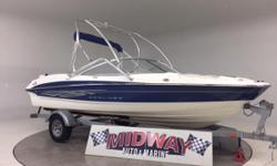 Super nice 20' runabout for a great Price!! Brand new waketower just installed. Clean and dependable and a lot less $$ than a new boat!! Comes with warranty, ask about free delivery. Go to our web site for updated info: