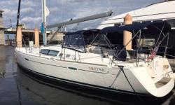 "5 Star is a very well maintained, One owner, 2 cabin Beneteau 49. The Berret Racoupeau 49 design has a very efficient hull, her long waterline length 43'8"" put this boat in the 9 knots range. The moment you step on board you notice the finishing"