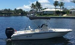 """LIL KAT is a great all-around boat that will help build endless memories. She has been captain maintained- preserving a """"good as new"""" condition. She has been stored in a fully enclosed in and out storage. The owner spared no expense in her"""