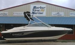 2008 Caravelle 217 LS Bowrider, Nominal Length: 21' Stock number: 4952