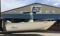 Harbor View Marine in Pensacola Florida presents to you this beautiful 2008 Carolina Skiff 2100 RG center console! Powered by a Honda 200 four-stroke motor, an aluminum trailer, T-Top, GPS/Combo unit. Carolina Skiff boats are designed for